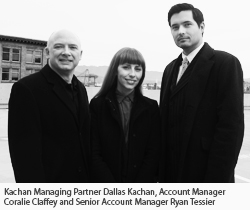 Kachan public relations team